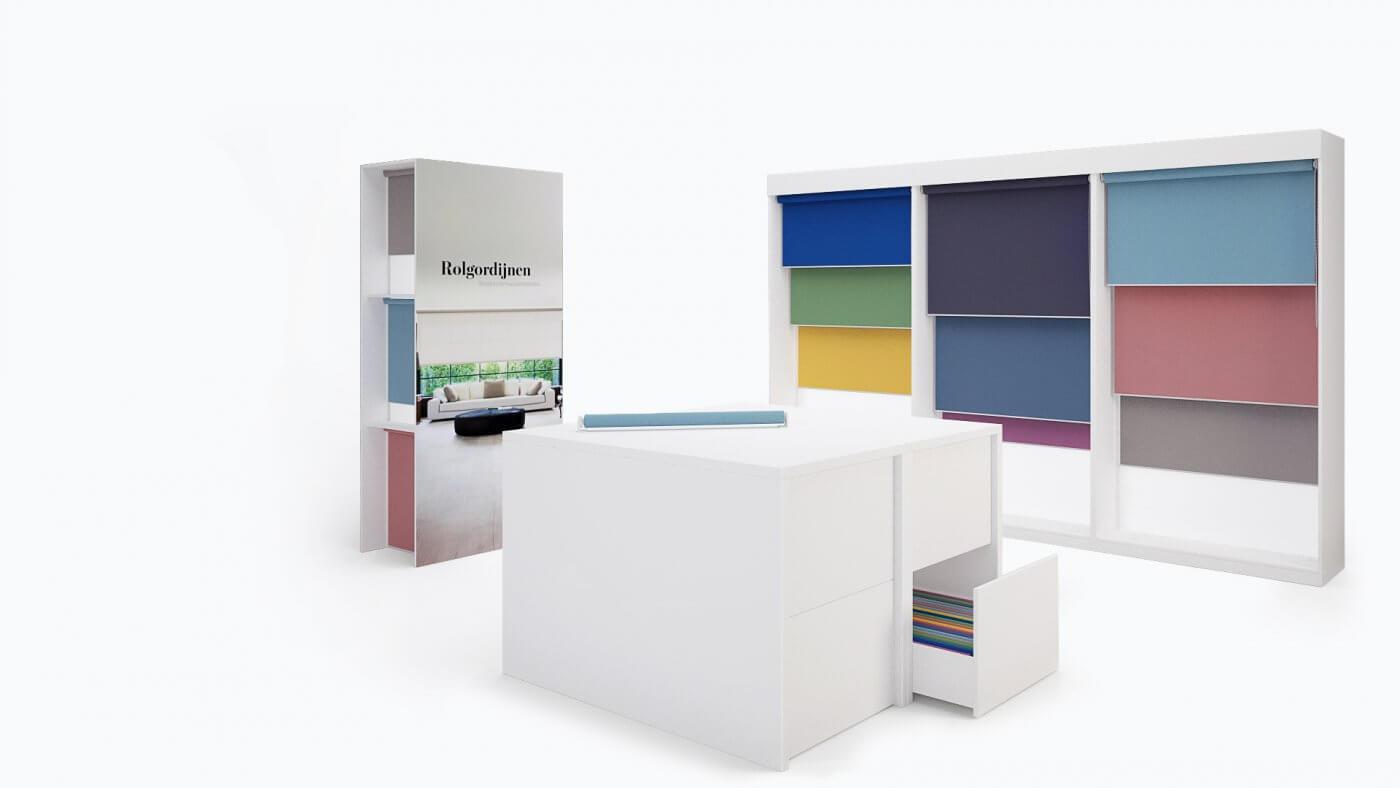 Instore Presentaties Winkel Concept